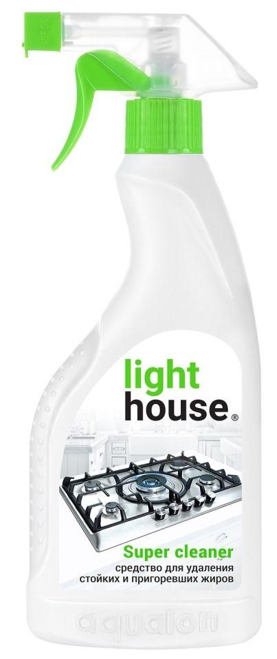 Средство чистящее LightHouse для удаления стойких и пригоревших жиров 500мл