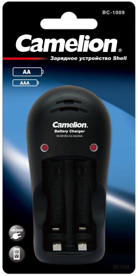 Зарядное устройство Camelion Shell АА/ААА