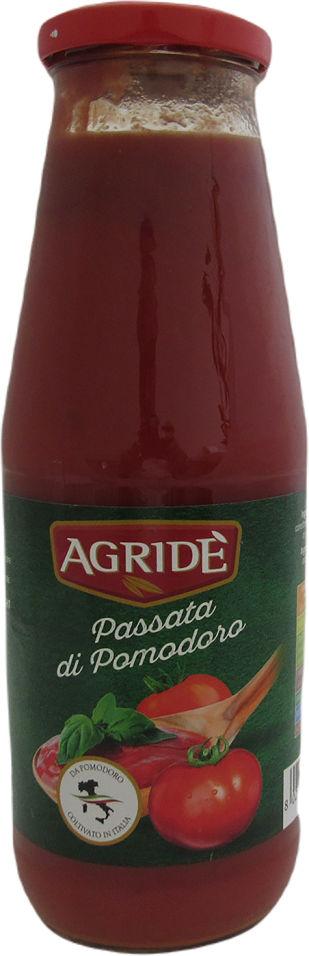 Соус Agride из протертых томатов 700г