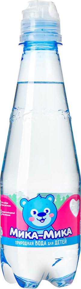 Вода Мика-Мика детская негазированная 330мл