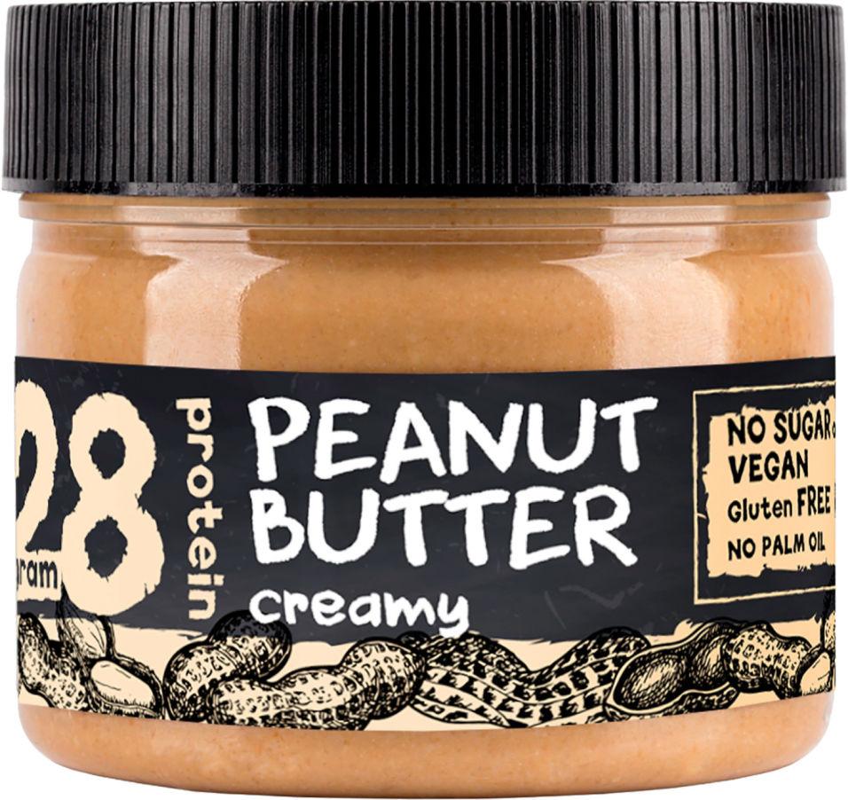 Паста арахисовая Schwarz С протеином и сиропом топинамбура 300г