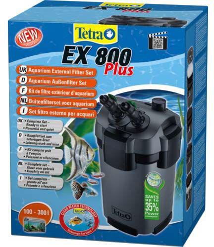Фильтр для аквариума TetraTec Ex 800 Plus 100-300л внешний