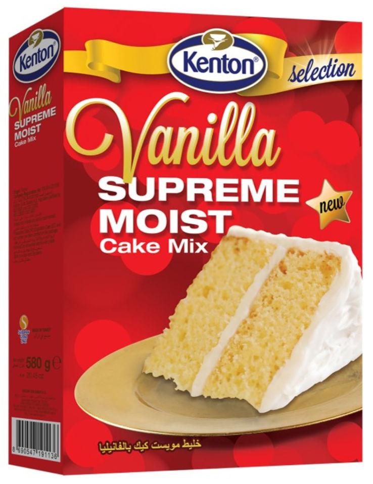 Смесь для выпечки Kenton Ванильный торт 500г