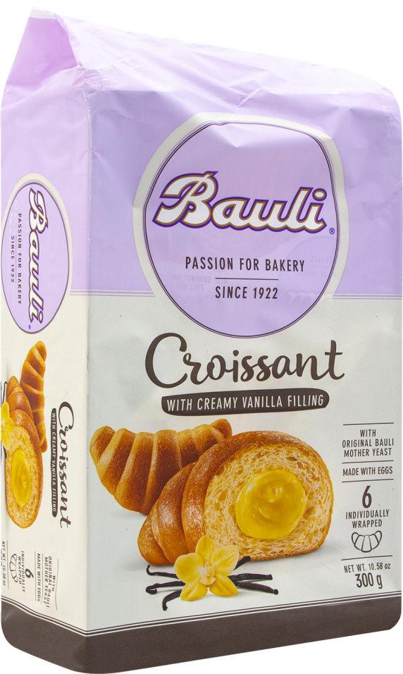 Круассаны Bauli с ванильным кремом 300г