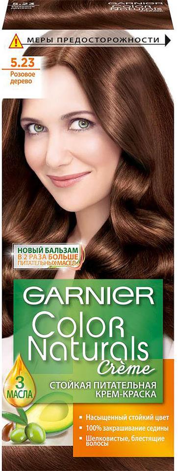 Краска для волос Garnier Color Naturals 5.23 Пряный каштан