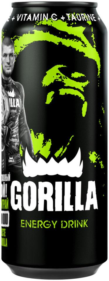 Напиток Gorilla энергетический 450мл