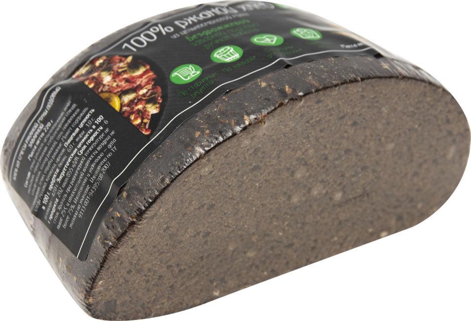 Хлеб Рижский Хлеб Ржаной 220г