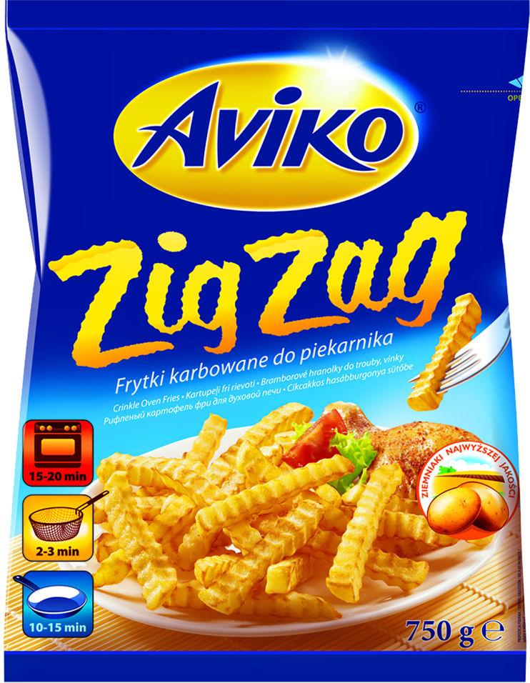 Картошка фри Aviko Для духовой печи 750г