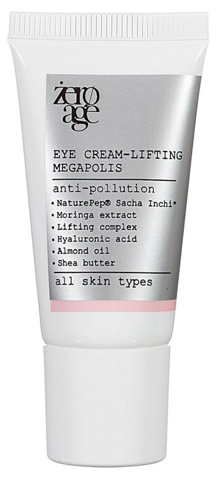 Крем-лифтинг для кожи вокруг глаз Zero Аge Мегаполис 15мл
