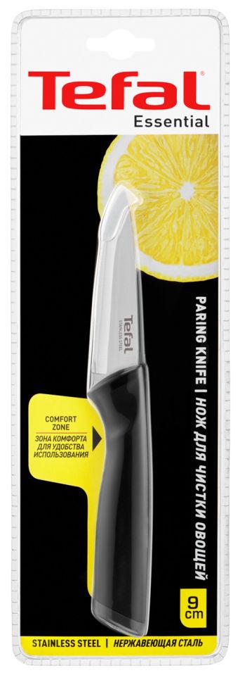 Нож Tefal Essential  для чистки овощей 9см