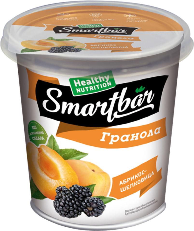 Сухой завтрак Smartbar Гранола с абрикосом и шелковицей 50г