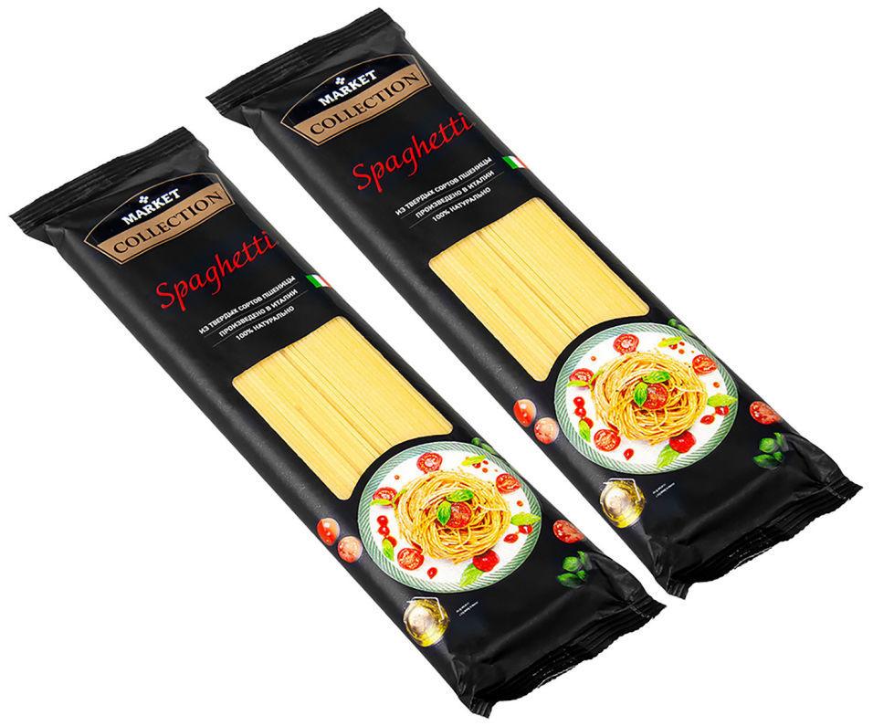 Макароны Market Collection Spaghetti 450г (упаковка 2 шт.)