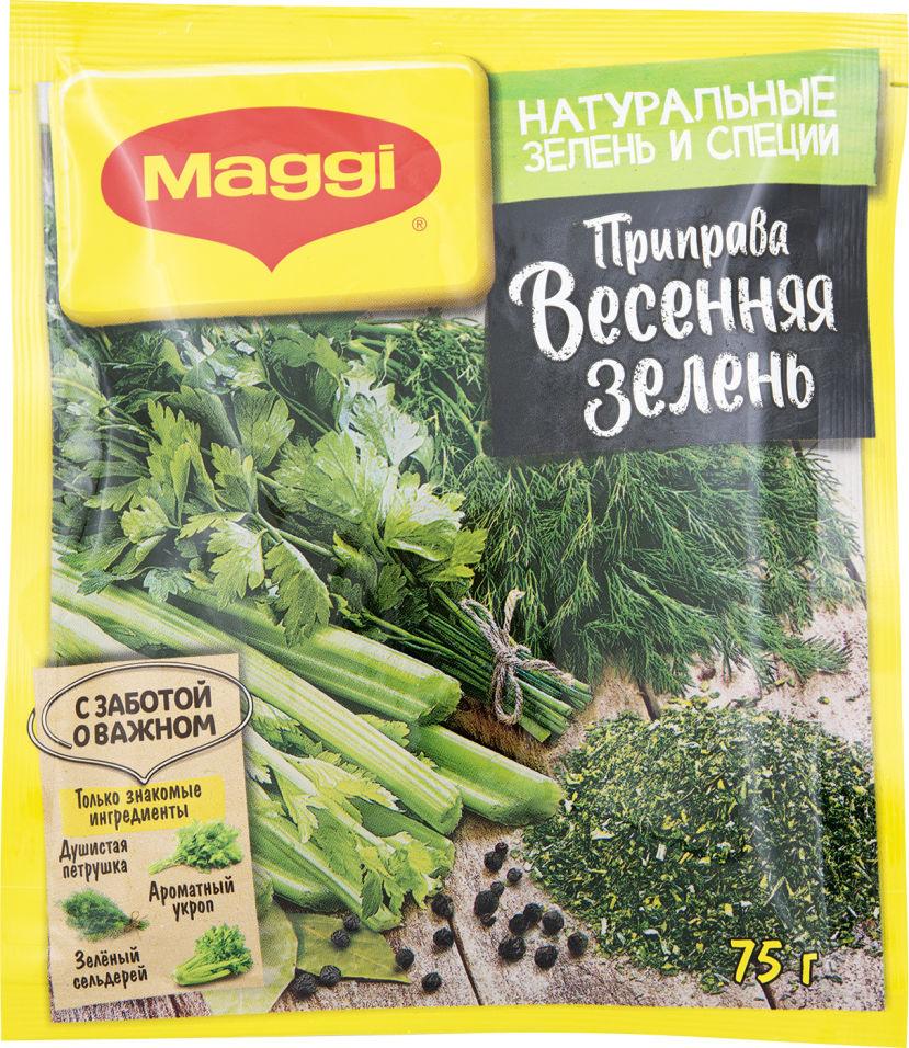 Приправа Maggi Весенняя зелень 75г