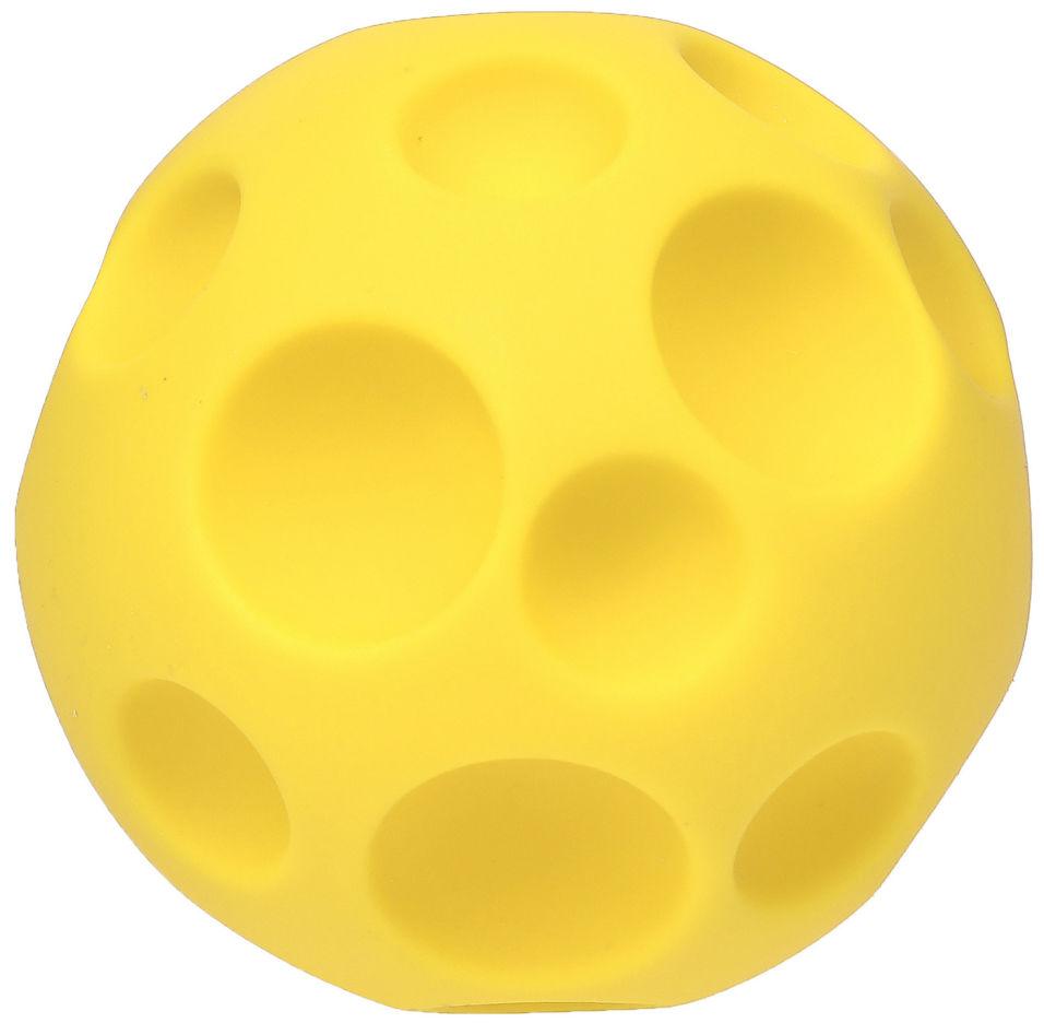 Отзывы о Игрушке для животных Fancy Pets Мячик Сырник 6.5см