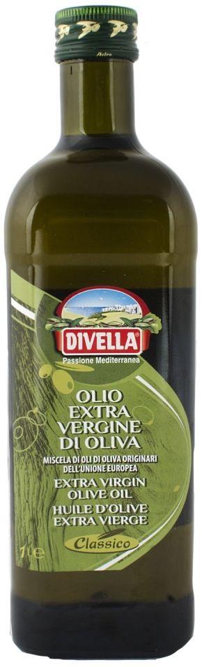 Отзывы о Масле оливковом Divella Extra Vergine 1л
