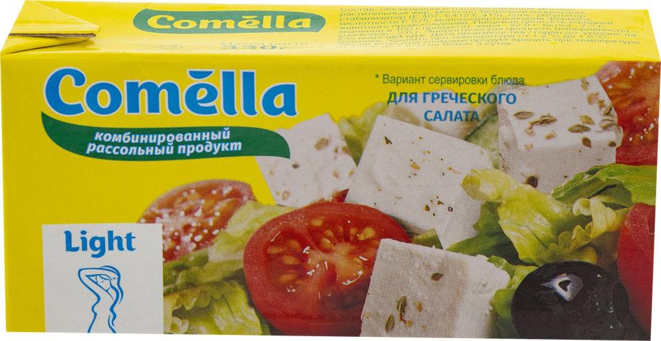 Отзывы о Продукт рассольный Comella Light комбинированный 55% 330г
