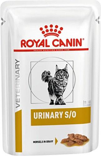 Отзывы о Корме для кошек Royal Canin Urinary 85г