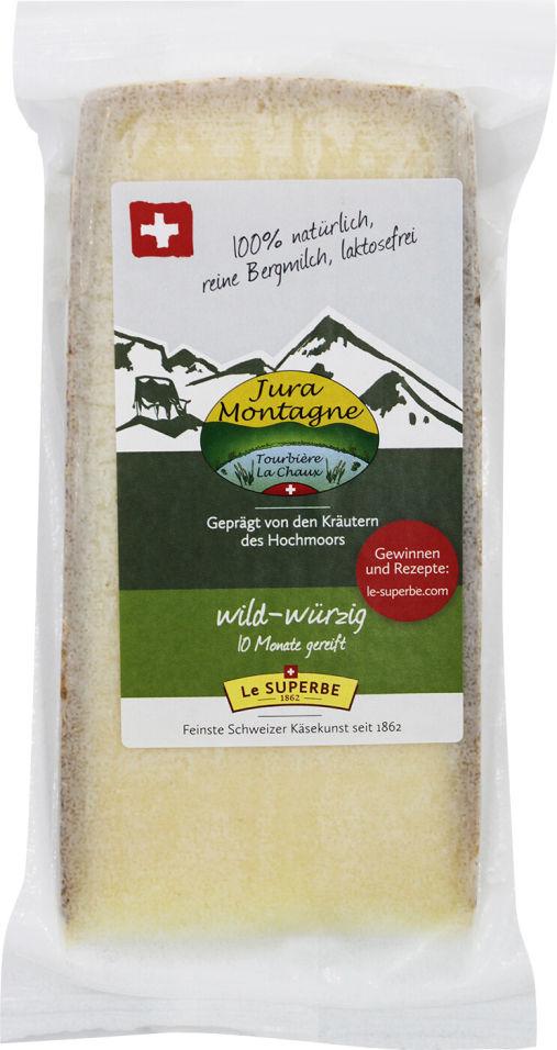 Отзывы о Сыр LeSuperbe Жура Монтань 52% 200г