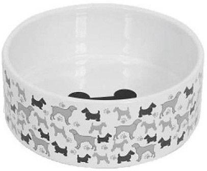 Миска для животных Major Funny dogs керамика 1.47л