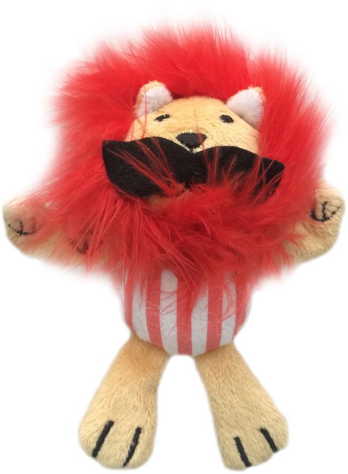 Игрушка для кошек Chomper Цирк Лев с кошачьей мятой
