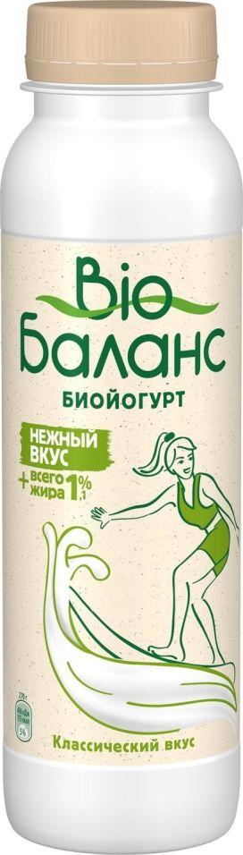 Отзывы о Биойогурте Bio Баланс 1.1% 270г