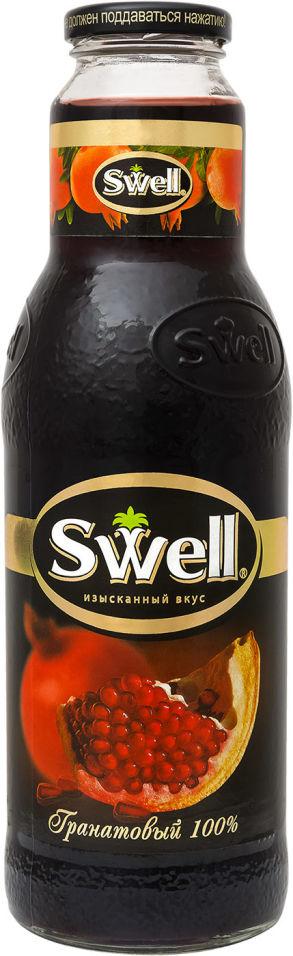 Сок Swell Гранатовый 750мл