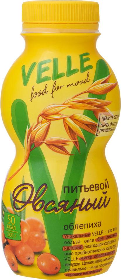 Отзывы о Продукте овсяном питьевом Velle Облепиха 250мл