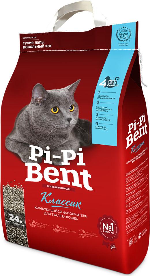 Отзывы о Наполнителе Pi-Pi Bent Классике 24л
