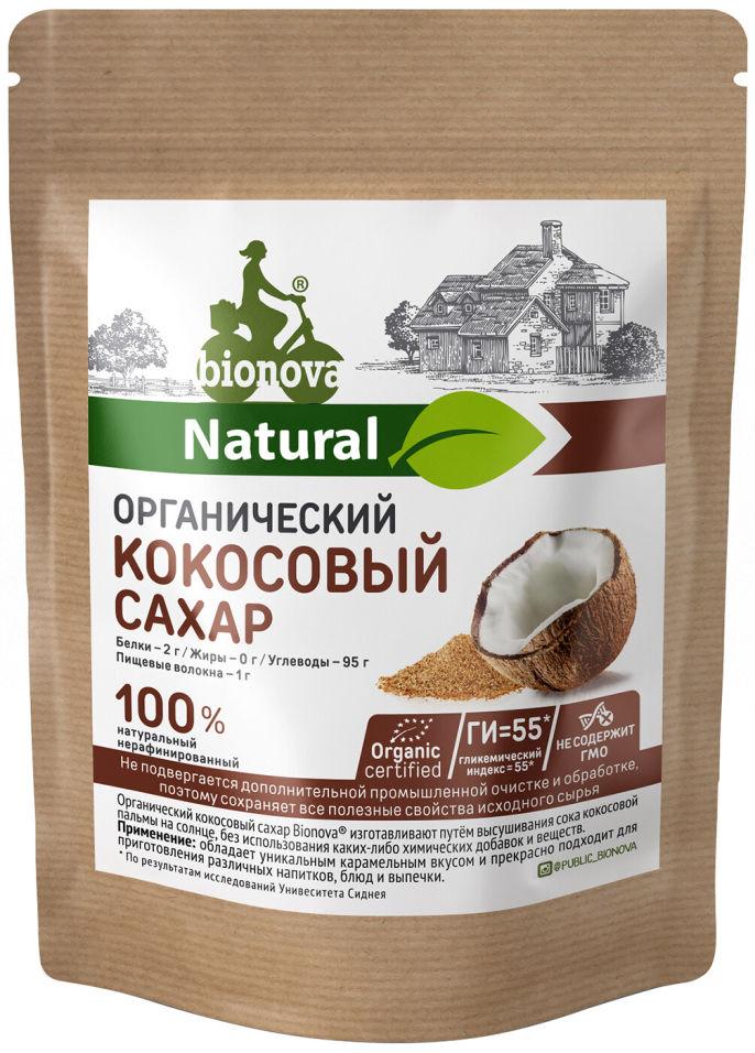 Сахар Bionova Органический кокосовый 200г