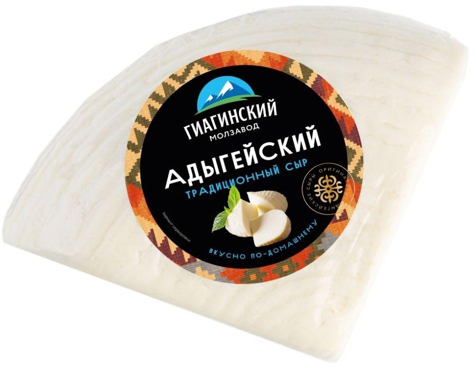 Отзывы о Сыр Гиагинский Адыгейский 40% 0.2-0.8кг