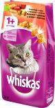 Сухой корм для кошек Whiskas Вкусные подушечки с паштетом Ассорти с говядиной и кроликом 1.9кг