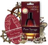 Ароматизатор автомобильный Fouette Prestige Aroma Pure Savage 8.5г