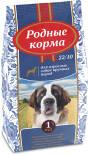 Сухой корм для собак Родные корма для крупных пород 16.38кг