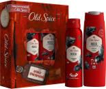 Подарочный набор Old Spice Гель для душа Rock with Charcoal 2в1 250мл + Дезодорант-антиперспирант Rock 150мл