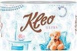 Туалетная бумага Kleo Ultra 6 рулонов 3 слоя