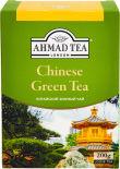 Чай зеленый Ahmad Tea Chinese Green Tea 200г