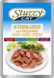 Корм для кошек Stuzzy Cat Sterilized с индейкой 100г