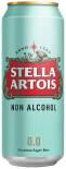 Пиво Stella Artois безалкогольное 0.0% 0.45л