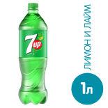 Напиток 7UP Лимон-лайм 1л
