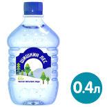 Вода Шишкин Лес питьевая негазированная 400мл