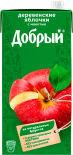 Нектар Добрый Яблочный 2л