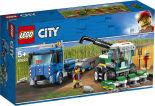 Конструктор LEGO City Great Vehicles 60223 Транспортировщик для комбайнов