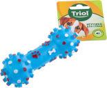 Игрушка для собак Triol Гантель с шипами в ассортименте