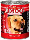 Корм для собак Зоогурман Big Dog Говядина 850г
