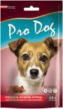 Лакомство для собак Pro Dog Говядина ягненок курица 60г