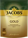 Кофе растворимый Jacobs Monarch Gold 140г