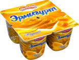 Пудинг Ehrmann Эрмигурт Карамельный 3% 4шт*100г