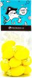 Маршмеллоу PiratMarmelad Гигантский Лимон с листочком 200г