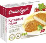 Куриные грудки СытоЕдов в тесте с соусом Сюпрем и картофельным пюре 350г