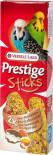 Лакомство для птиц Versele-Laga Prestige палочки с яйцом и ракушечником для волнистых попугаев 2шт*30г